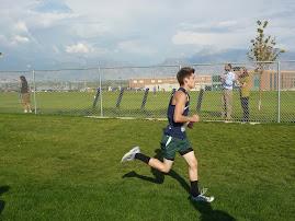 Rye running - Saratoga Springs