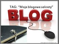 "TAG: ""Moje blogowe sekrety"""