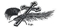 Znalezione obrazy dla zapytania krzyż do klepsydry