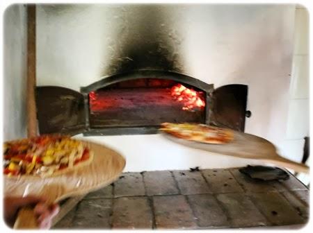 pizza bakugn bakstuga