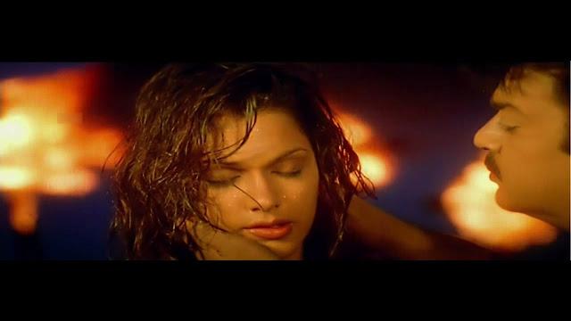 Isha hot wet saree