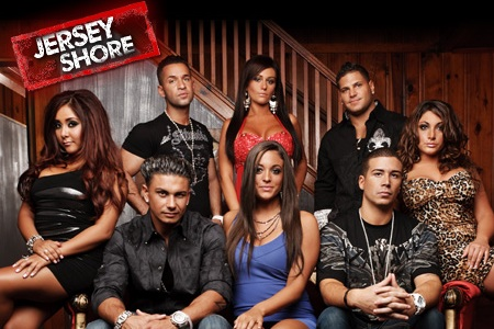 jersey shore ronnie punches mike. Jersey Shore Season 3,