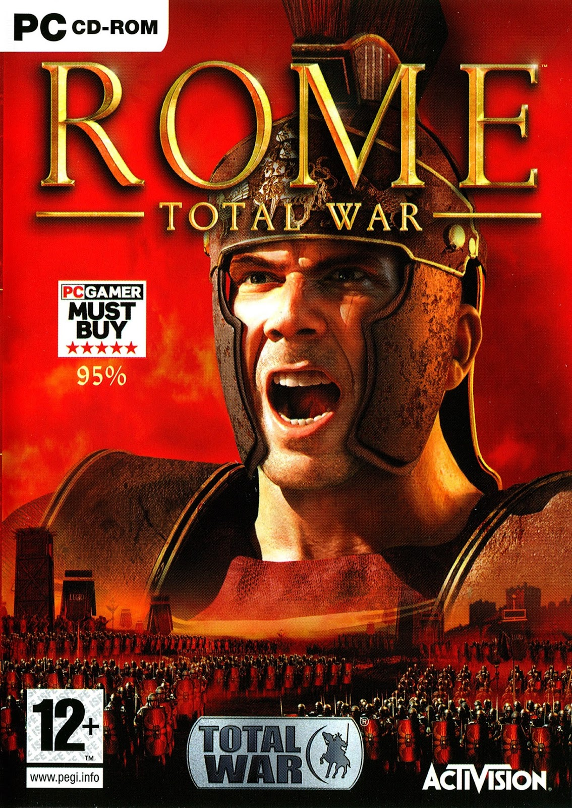 Find similar games to Rome Total War by genre