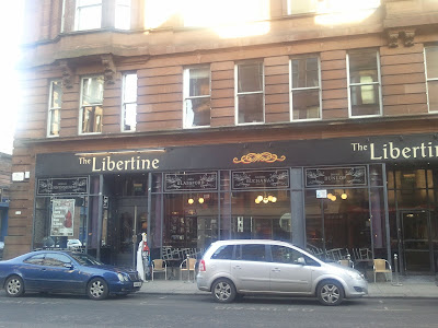 The Libertine, Glasgow