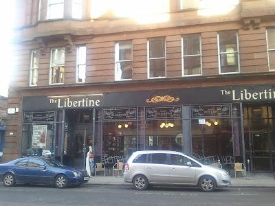 The Libertine, Glasgow