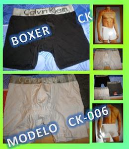 BOXER PARA CABALLERO CK