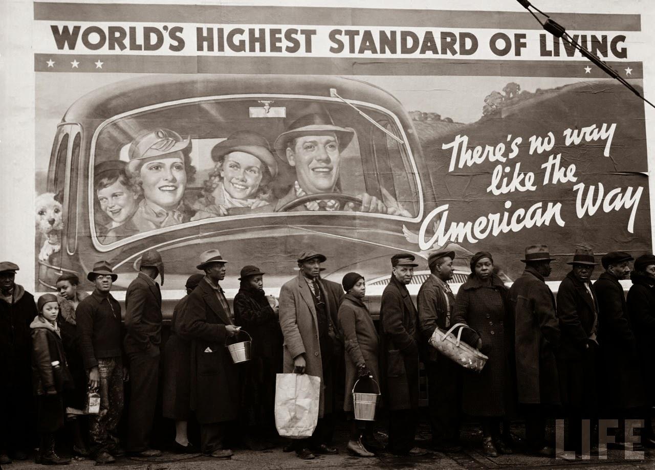 american way of living