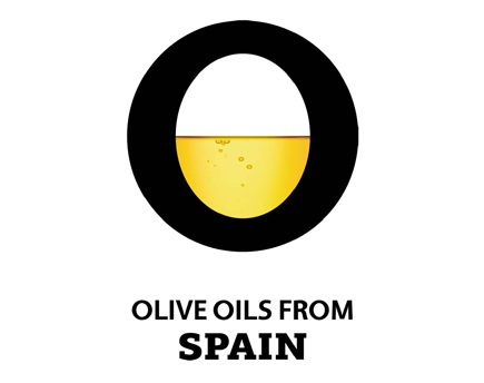 New logo for Spanish olive oil.