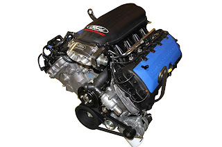 5.0L Aluminator XS engine