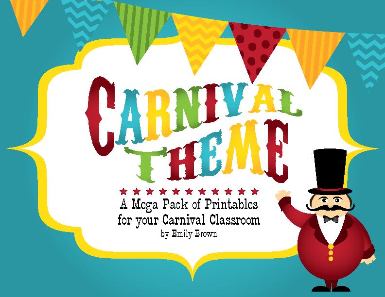 http://www.teacherspayteachers.com/Product/CarnivalCircus-Classroom-Decor-Bundle-1247727