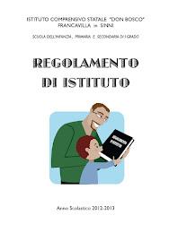 Regolamento di Istituto 2012-2013
