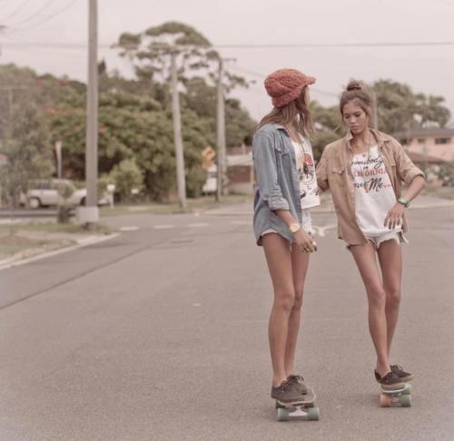 Hipster Fashion Girls 2013 Alternative Fit...