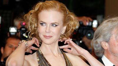 Nicole Kidman No stunt pee used