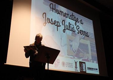 Homenatge a Josep Julià.