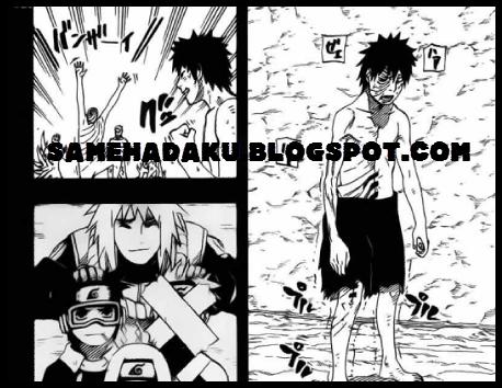Baca Komik Naruto 603 Bahasa Indonesia Terbaru