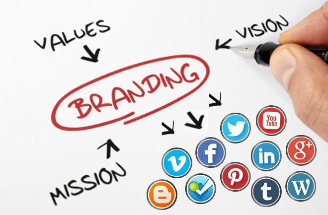 Mbucher consulting 8 tips for branding your social media for Brand consultant