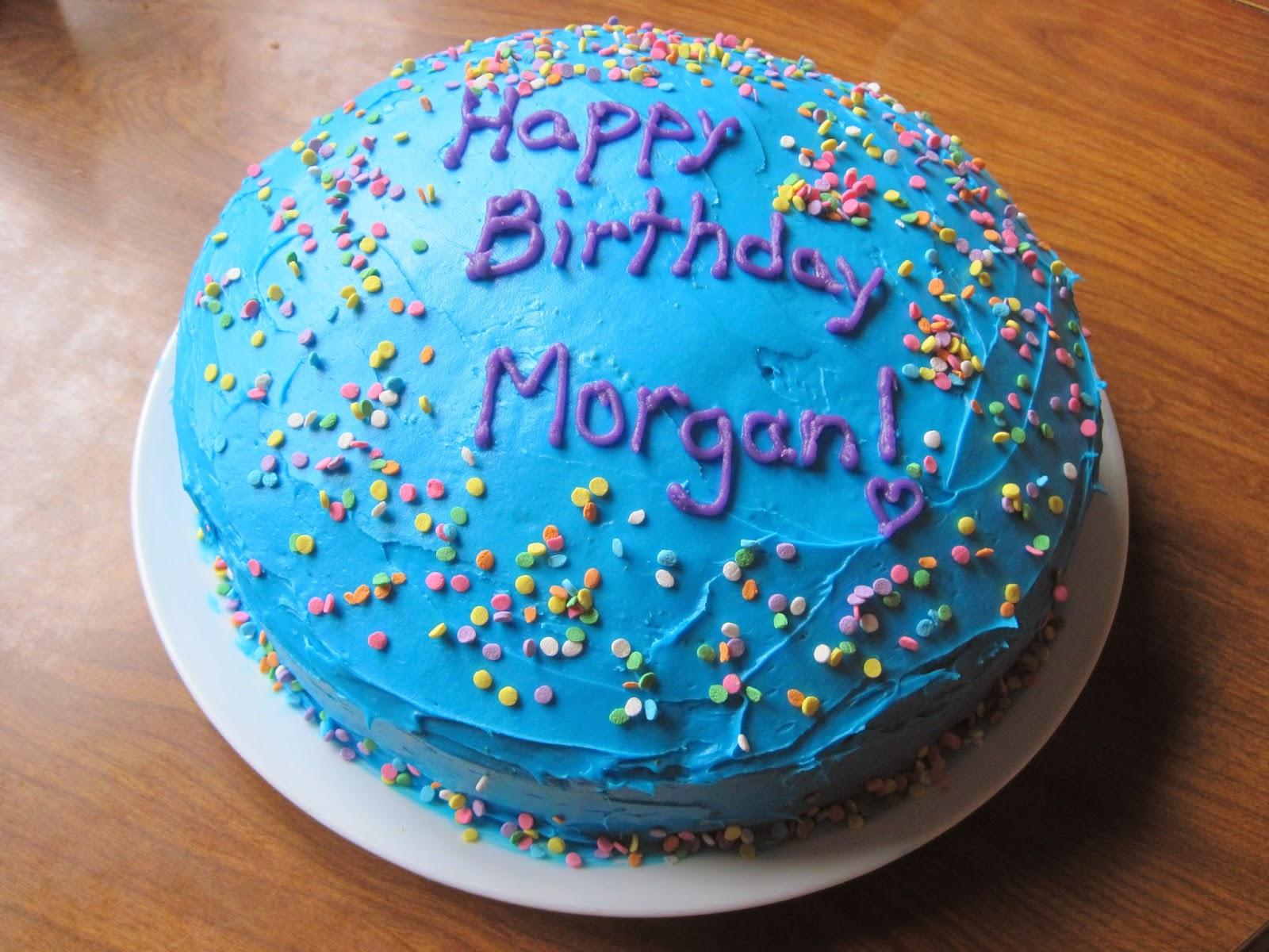 Kristies Notes Morgans 8th Birthday