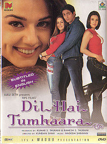 Dil Hai Tumhara (2002) Subtitle Indonesia