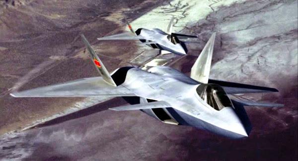 Jet Tempur KFX/IFX. PROKIMAL ONLINE Kotabumi Lampung Utara