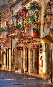 Taormina,Sicily,Italy