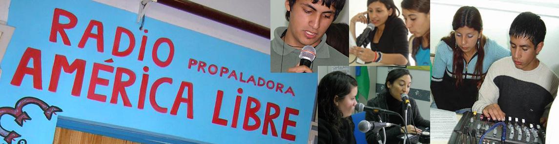 Radio Propaladora América Libre