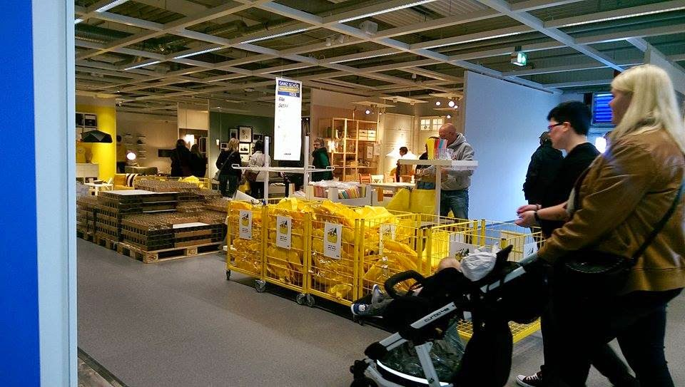 pre shopping bei ikea f r euch getestet bremerhaven news. Black Bedroom Furniture Sets. Home Design Ideas