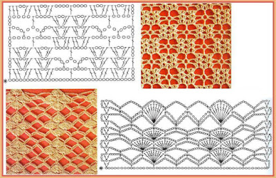 crochet diagram patterns, easy filet crochet patterns, crochet ideas, free crochet diagram patterns