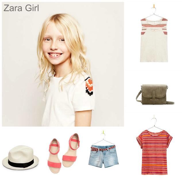 Zara Girl Etnico