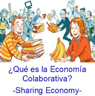 ¿Qué es la Economía Colaborativa? -Sharing Economy-