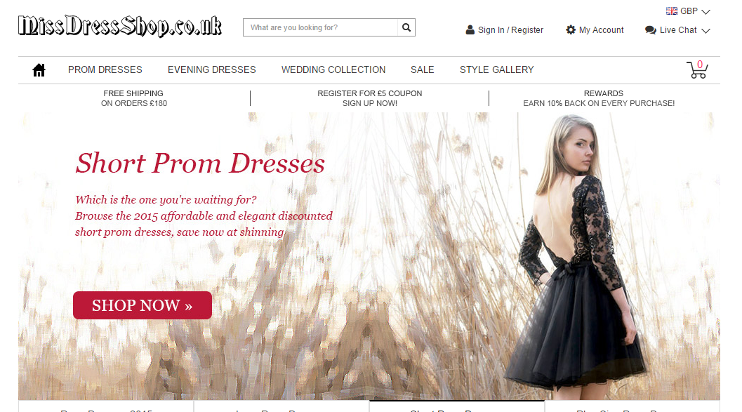 A line cheap dresses you design