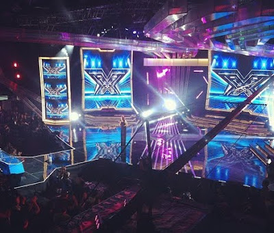 x factor philippines live stage