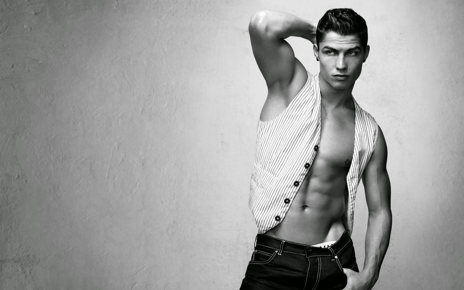 Cristiano Ronaldo's Shaved Armpits