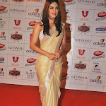 Super Sexy Bollywood Female Celebrities At The Global Indian Film & Television Honours 2012
