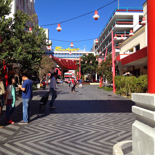 Wordless Wednesday: A visit to Brisbane's Chinatown