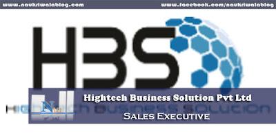 Sales Executive Job 2015