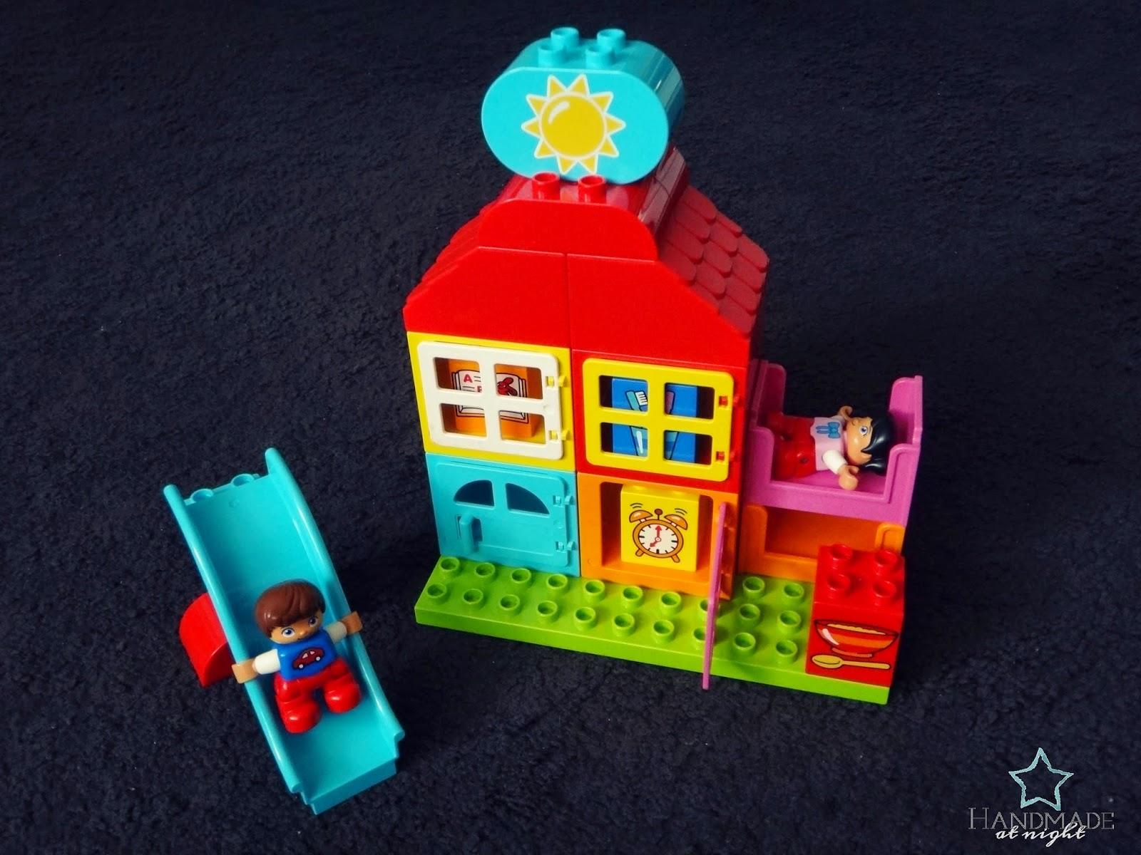 LEGO DUPLO – Mój pierwszy domek.