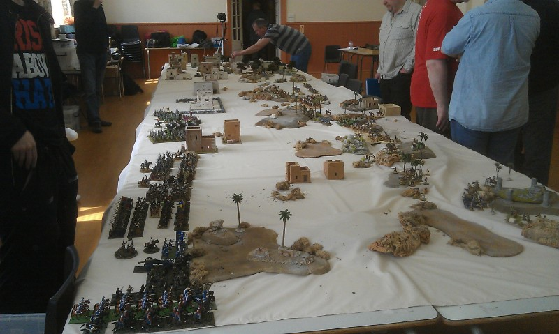 Peeler S Wargaming Amp Wittering Page Byzarbia At Ayton Game
