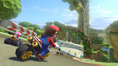 Mario Kart 8 Wii
