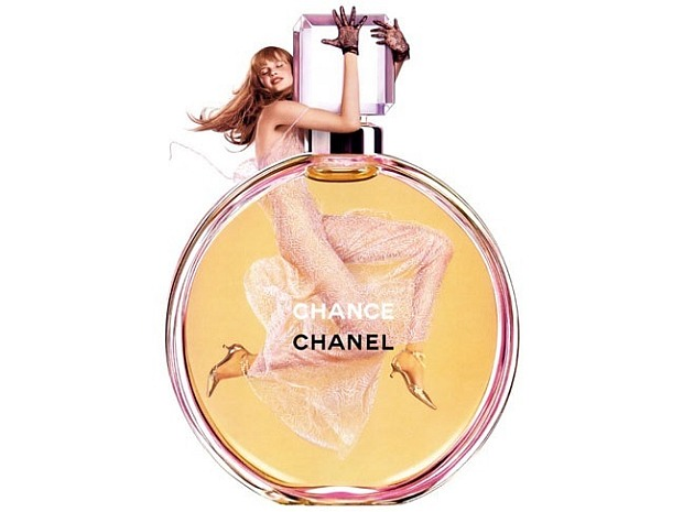Reklama Chanel Chance
