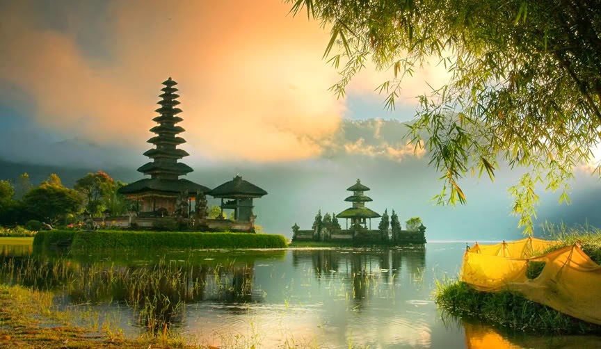 Gambar Pemandangan Indah Bali