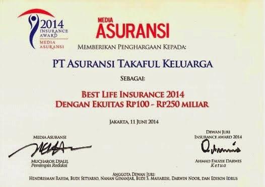 Award Takaful
