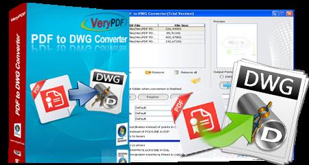 تحميل برنامج تحويل PDF to DWG Converter 3.1
