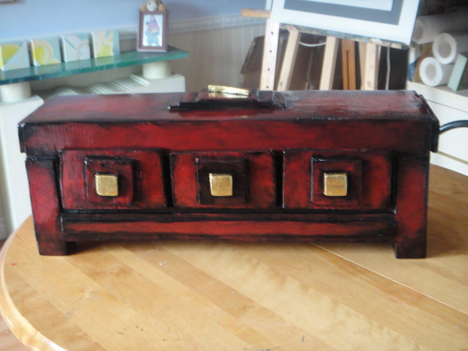 mon d fi une bo te un meuble. Black Bedroom Furniture Sets. Home Design Ideas