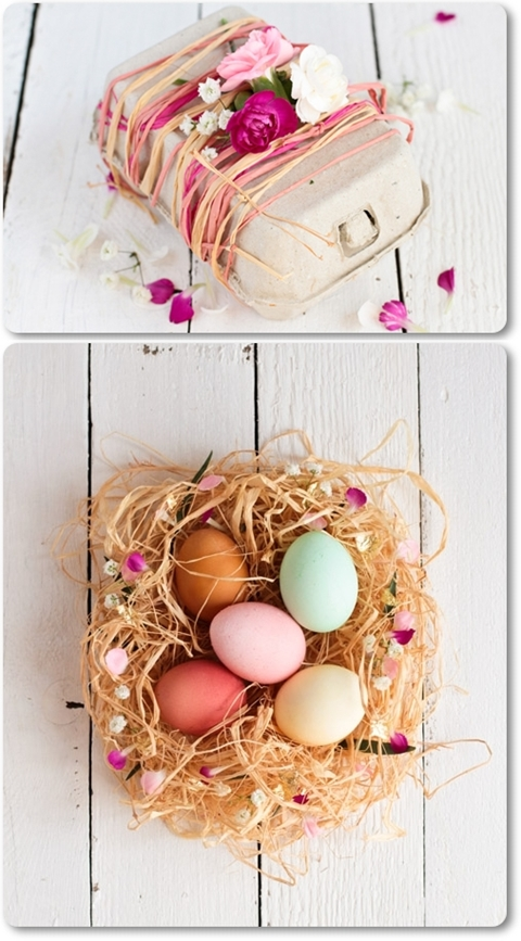 egg box DIY, easter DIY, påskpyssel, påsk äggkartong, dekorera äggkartong, påsk DIY