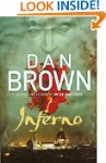 Inferno by Dan Brown book cover