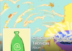 Clipcloud en Facebook: