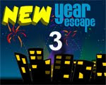 Walkthrough New Year Escape 3 Solution