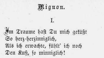 Mignon I.