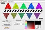 Software diseñador de cuentas forradas en crochet con mostacillas