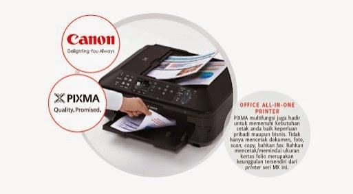 Canon PIXMA MX527 Driver Download